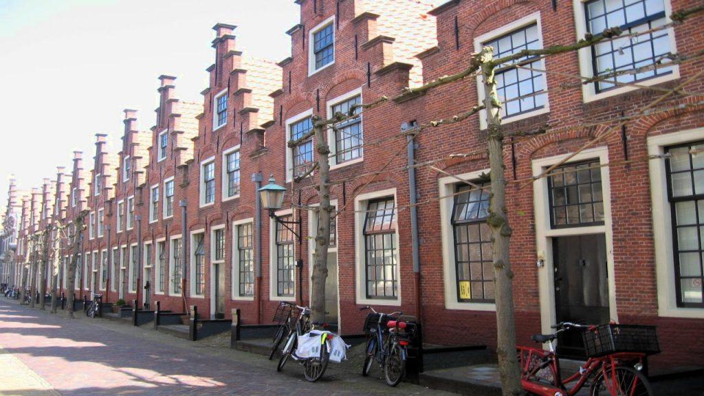 Les maisons hollandaises